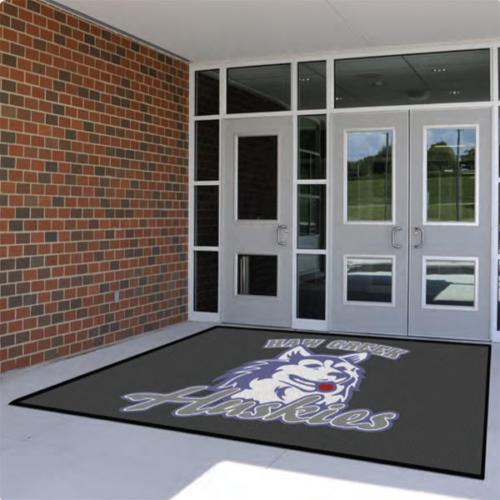 Logo Mat - School - Outdoor Entrance Mat - Atlanta, GA