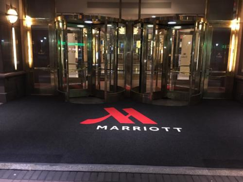 Custom Floor Mat for Hotel in Philadelphia, PA